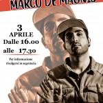 STAGE MARCO DE MAGNIS